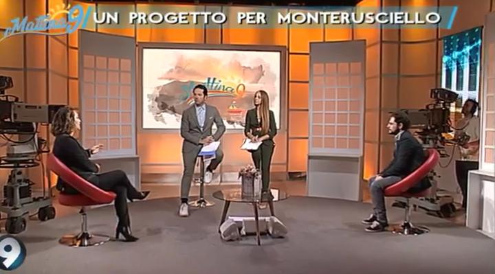 MAC - Monterusciello Agro City ospite di Mattina 9