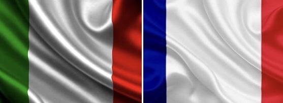 Bellanova su etichetta d'origine importante alleanza Italia e Francia