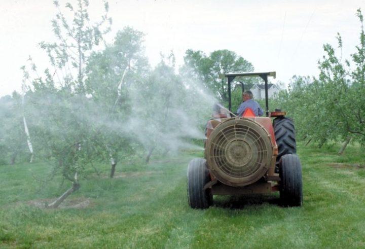 Prodotti fitosanitari: rinnovo patentini in scadenza e attestati di funzionalità delle macchine irroratrici