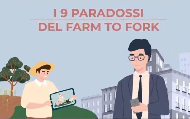 I nove paradossi del Farm to Fork in un video