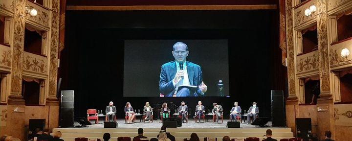G20 Agricoltura, Giansanti all'Open Forum: La sostenibilità sfida globale. Gli agricoltori in prima linea per l'obiettivo della neutralità climatica