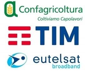 Accordo con Telecom ed Eutelsat