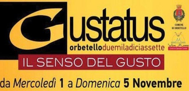 Gustatus 2017: Orbetello si prepara per la dodicesima edizione della kermesse del gusto