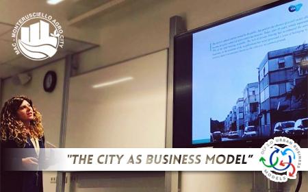 """MAC al seminario europeo """"The city as Business Model"""""""