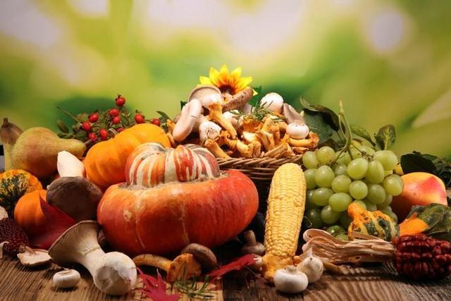 Frutta e Verdura di Stagione: il mese di Ottobre