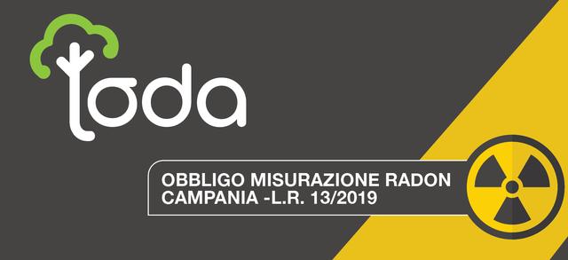 Misura Radon Campania