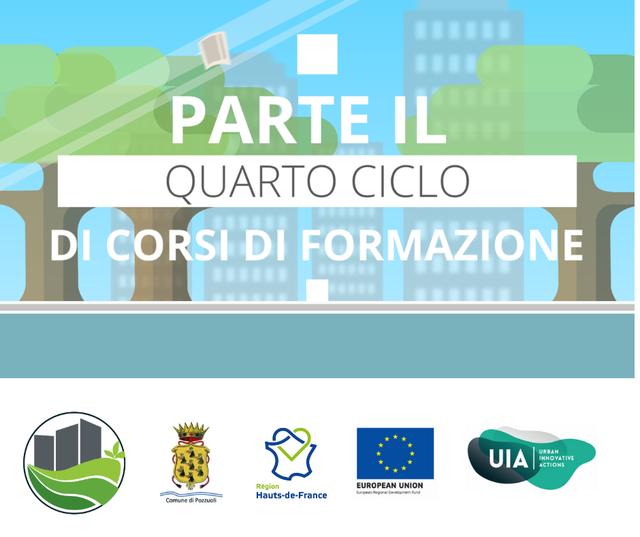 BANDO DI SELEZIONE per il conferimento di n. 40 borse di studio per giovani under 30 nell'ambito del progetto europeo MAC - Monterusciello Agro-City - 4° Ciclo