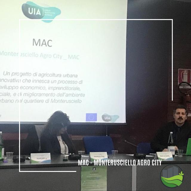 MAC - Monterusciello Agro City partecipa alla settimana della sostenibilità
