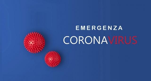 Avviso Emergenza Covid-19