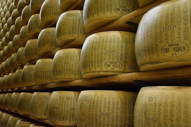 Parmigiano Reggiano: 2019 ottime performance dell'export