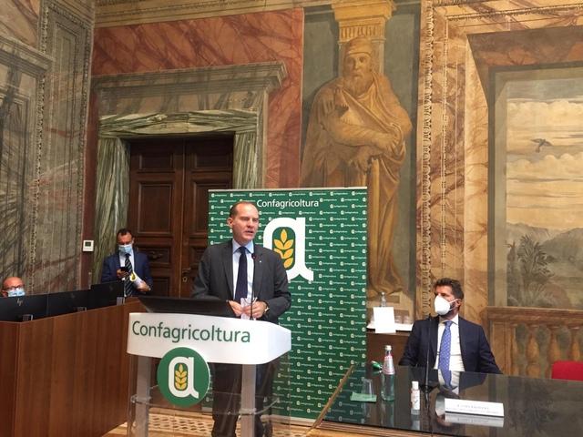 Confagricoltura premia i campioni: forte connubio sport agricoltura