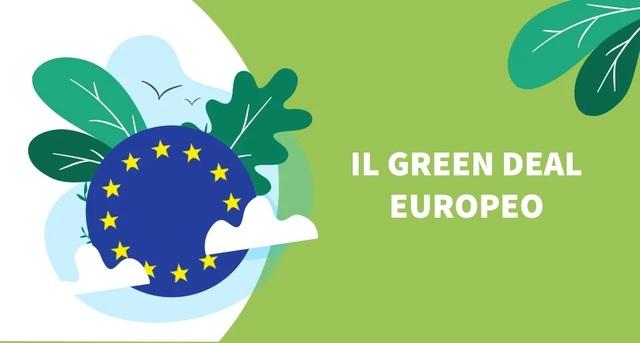 """Bando di gara """"Green Deal europeo"""": 1 miliardo di € di investimenti per dare impulso alla transizione verde e digitale"""