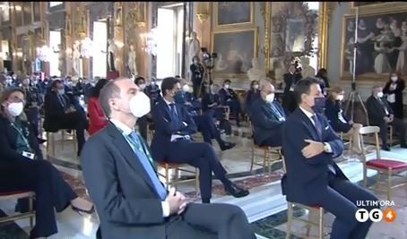 100 anni di Confagricoltura: il servizio del TG4 con gli interventi di Giansanti, Conte e Bellanova
