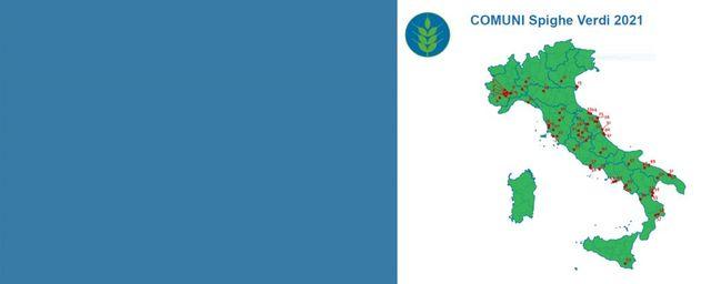Assegnate le Spighe Verdi 2021: Sono 59 i Comuni rurali virtuosi